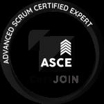 Advanced Scrum Certified Expert ASCE