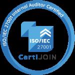 ISOIEC Internal Auditor Certified